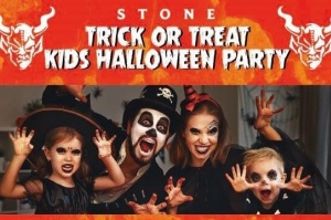 Trick or Treat Halloween Kids Party